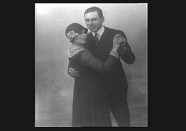 M. et Mme Short, champions de danse