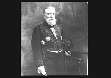 Georges Lecomte, président de la Société des Gens de Lettres