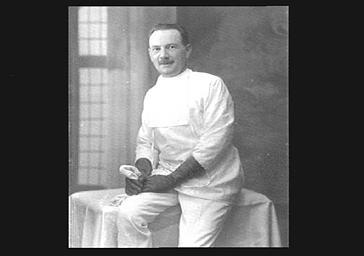 Docteur Victor Pauchet, chirurgien