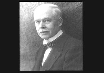 M. Bernhoft, ambassadeur du Danemark