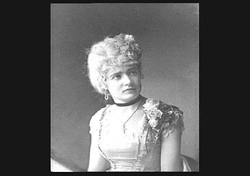 Mme Tisserand