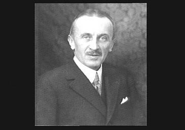 M. Leger, ministre du commerce