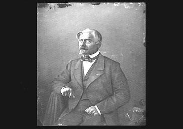 Abel Nièpce de Saint-Victor, neveu de Nicéphore Nièpce l'inventeur de la photographie