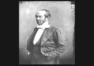 M. Strauss, chef d'Orchestre des Bals de l'Opéra