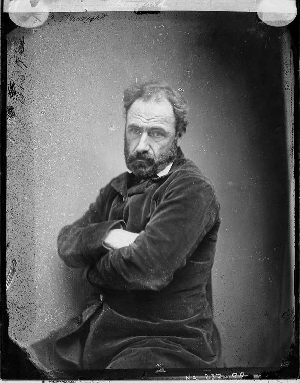 Paul Marc Joseph Chenavard, peintre