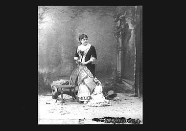 Alphonsine Richard, mezzo soprano