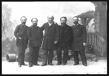 Les cinq frères Reclus