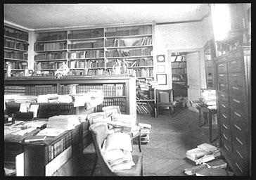 Cabinet de Travail de Chevreul