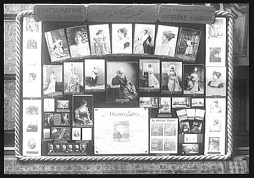 Stand de L'Exposition de Chicago