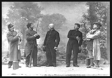 M. Germain, dans 'Champignol malgré lui'