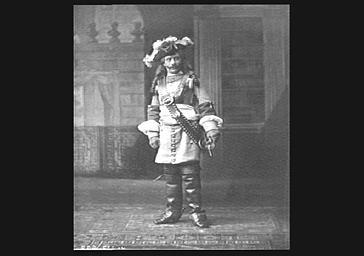 M. Vauthier, dans 'Le Petit Duc'