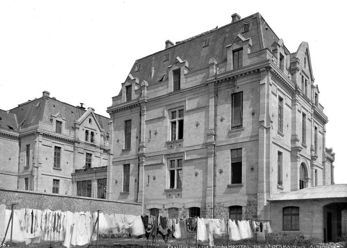 Hôpital Saint-Louis