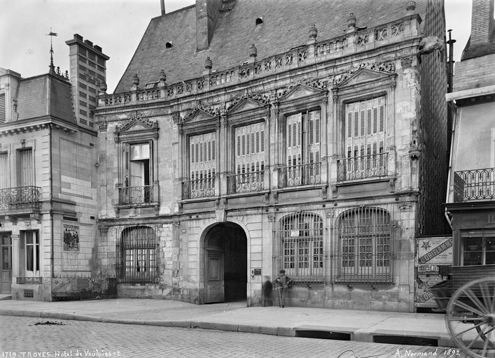 Hôtel de Chapelaine