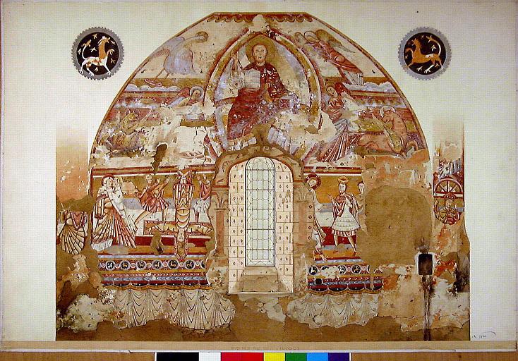Eglise Saint-Martin de Vicq