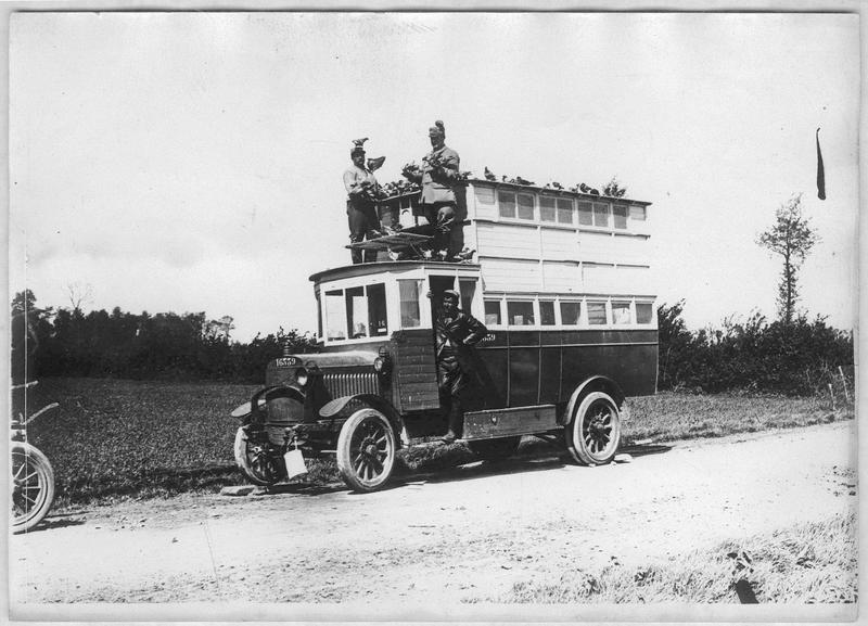 Colombophilie militaire, colombier mobile