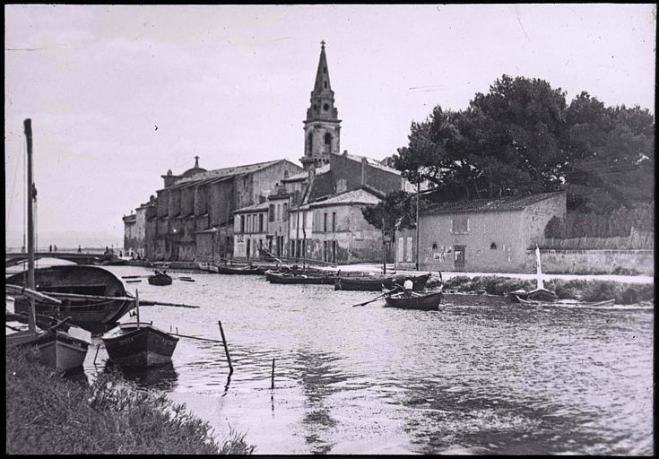 Eglise Sainte-Madeleine de l'Ile