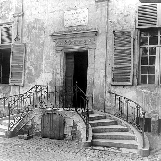 Maison de Jean de la Fontaine