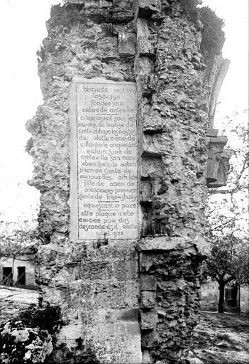 Ancienne abbaye de Grestain
