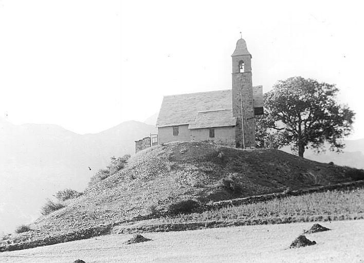 Église paroissiale Saint-Antoine et Sainte-Marguerite