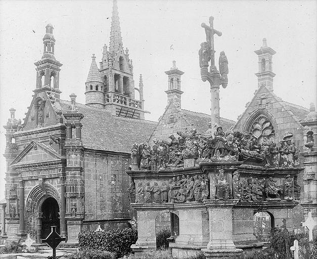 Eglise Saint-Miliau