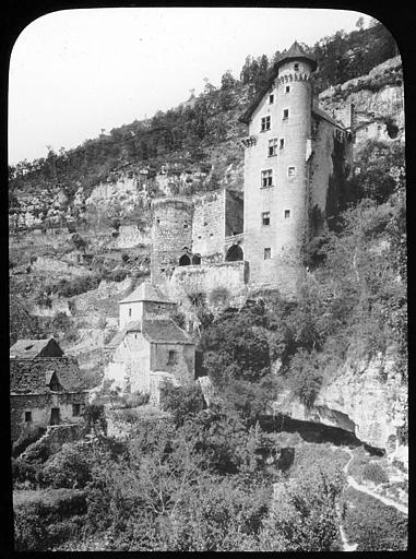Vu de la vallée