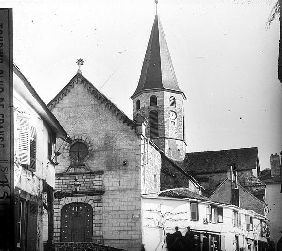 Eglise Sainte-Croix, Saint-Côme et Saint-Damien