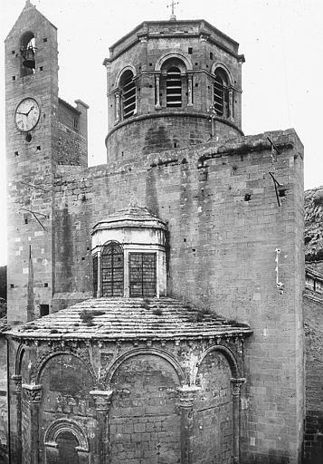Ancienne cathédrale, puis église paroissiale Saint-Véran