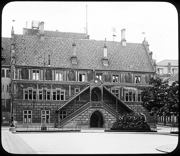 Ancien hôtel de ville, actuellement Musée historique