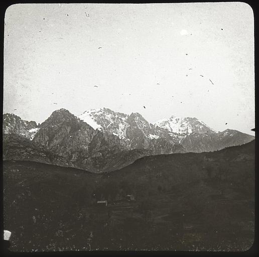 Monte d'Oro et Rotondo
