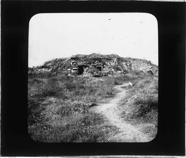 Abri (Fort de Douaumont ?)