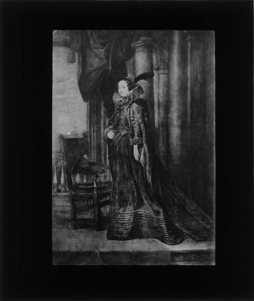 Tableau : portrait de Paolina Adorno