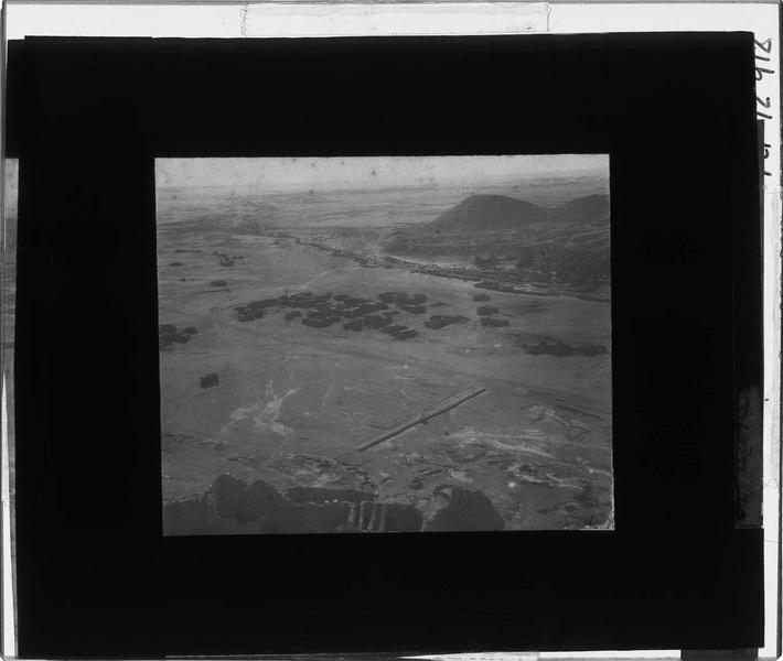 Panorama depuis le Ksar