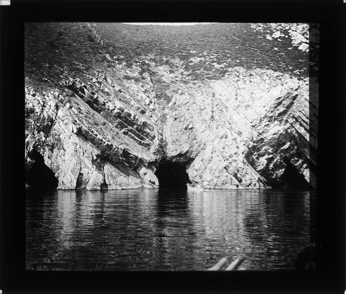 Grottes maritimes