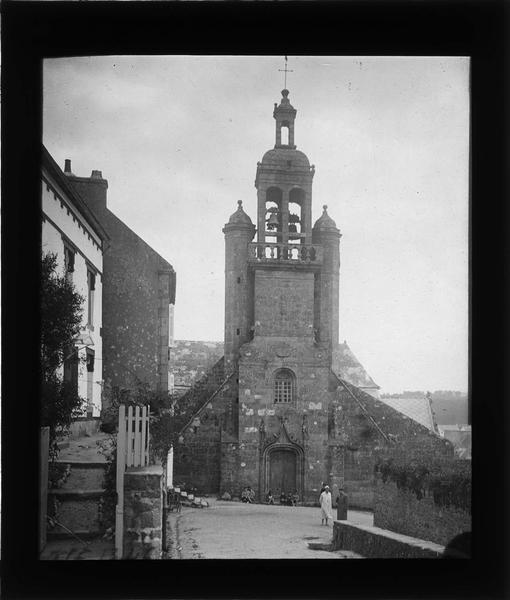 Eglise paroissiale Saint-Rumon, Saint-Raymond-Nonnat, rue Emile-Zola (Audierne)