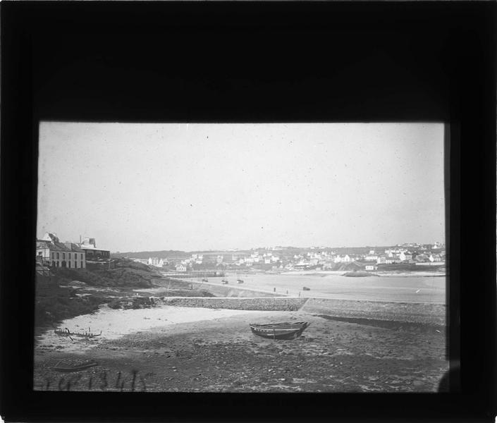 Bassin du Raoulic et chenal