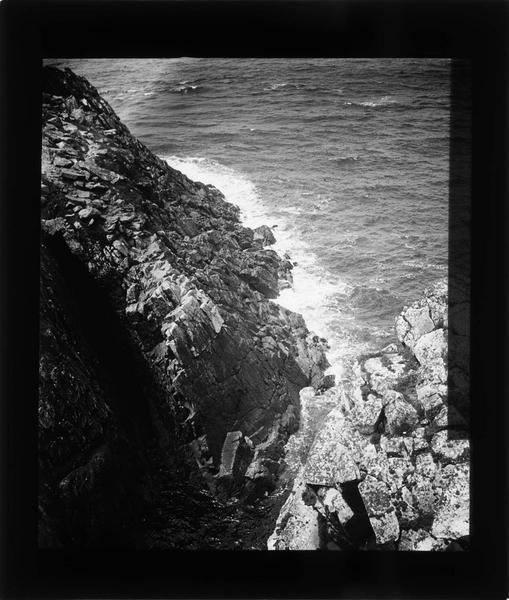 Pointe du Raz, l'enfer de Plogoff et la cheminée du diable