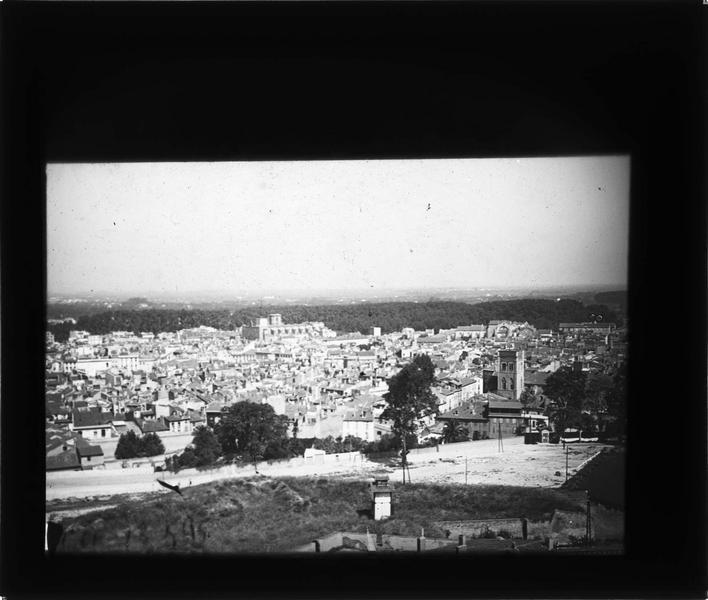 Panorama depuis la Citadelle