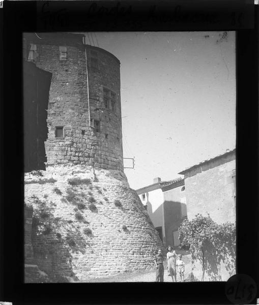 Tour de la troisième enceinte nord-ouest