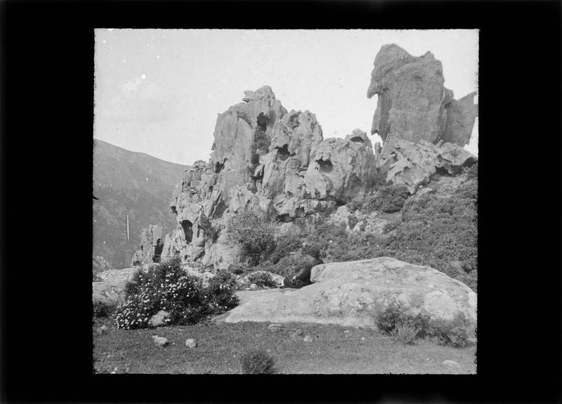 Calanche de Piana, rocher de l'aigle