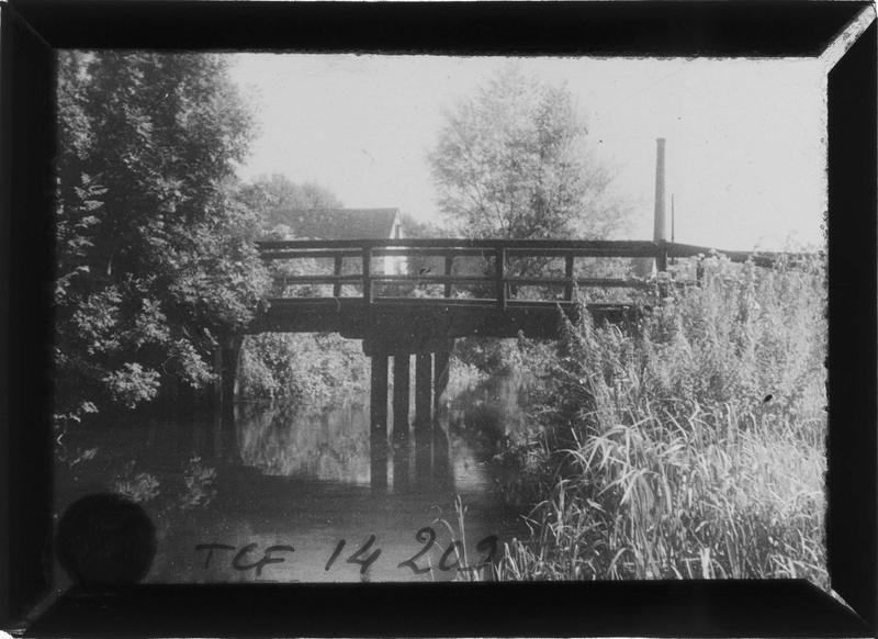 Pont sur l'Eure (supposé)