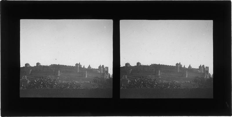 Fortifications, côté ouest