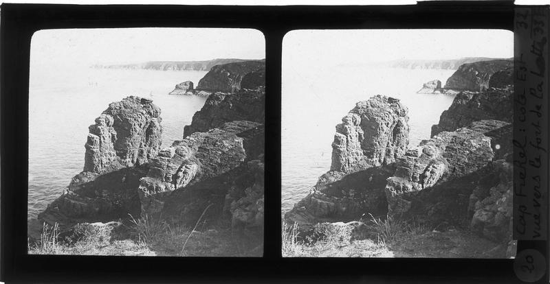Cap Fréhel, rocher de la Fauconnière