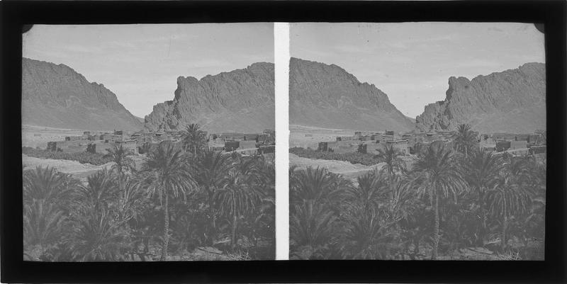 Panorama et gorges