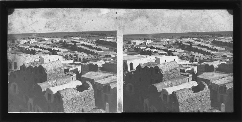 Panorama, vue en plongée