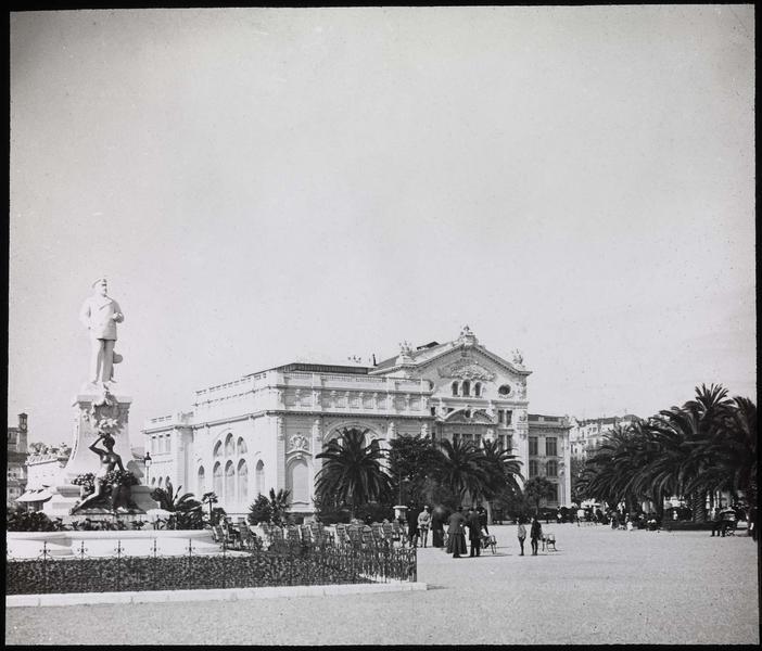 Casino municipal, palais des congrès dit Palais des Festivals