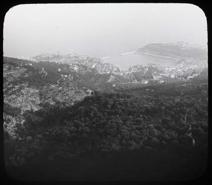 Panorama depuis La Turbie
