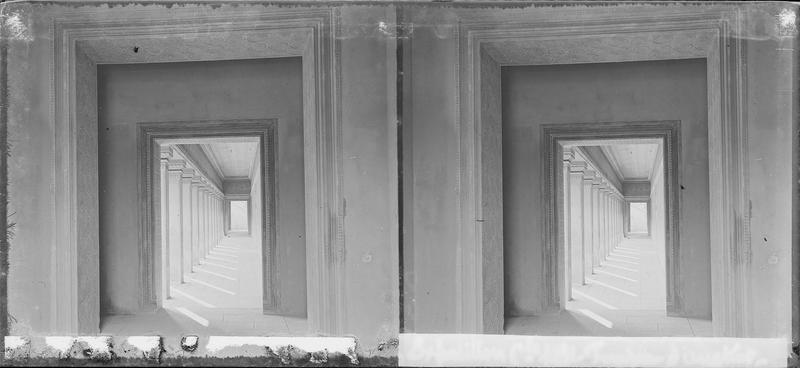 Intérieur : galerie