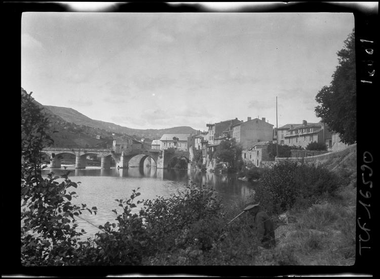 Le vieux pont sur le Tarn