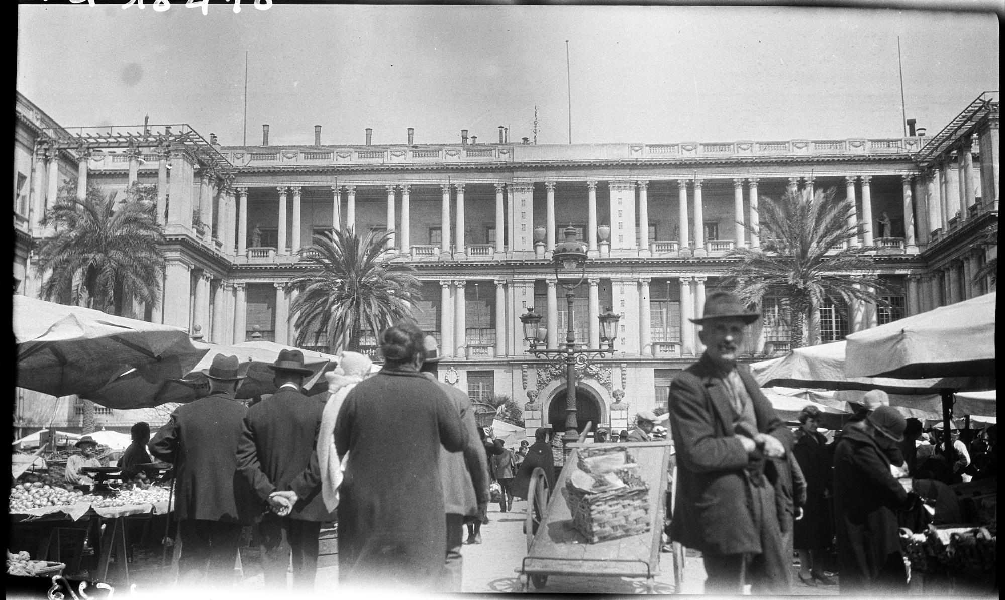 Palais de la Préfecture, ancien palais des rois de Sardaigne