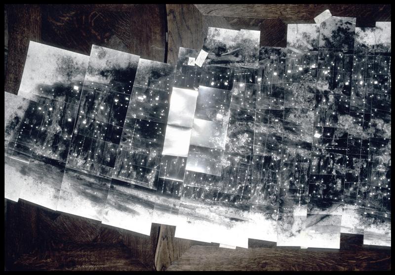 Vue de détail du montage photogrammétrique (fouille M. L'Hour/Drassm, E. Veyrat/Drassm).